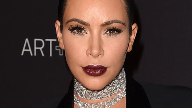 'Kim Kardashian aangeklaagd voor auto-ongeluk'