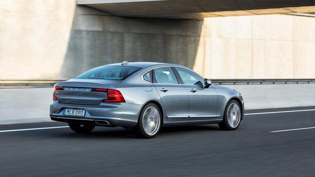 Volvo koerst aan op nieuw verkooprecord