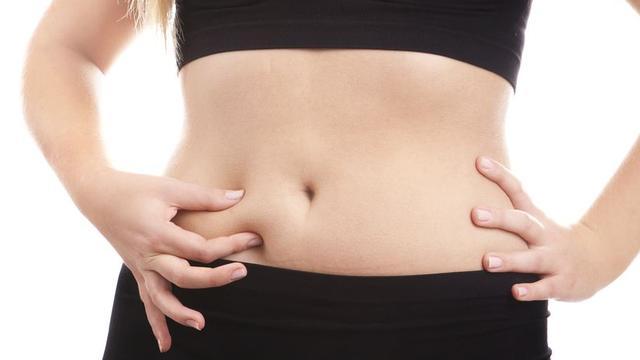 'Stress kan de oorzaak zijn van vet rondom je middel'