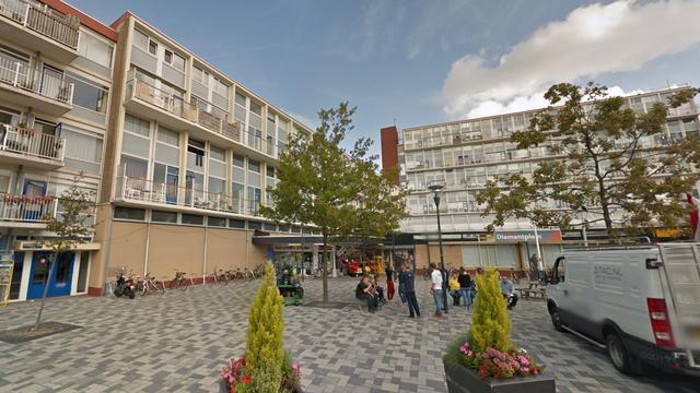 Gemeente Leiden wil Diamantplein en directe omgeving herinrichten