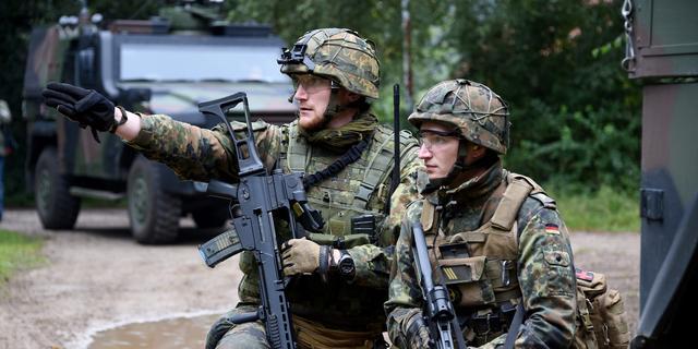 '1.200 Duitse militairen nodig voor strijd tegen IS'