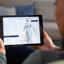 Zalando koopt bedrijf dat lichaam scant voor virtueel pashokje