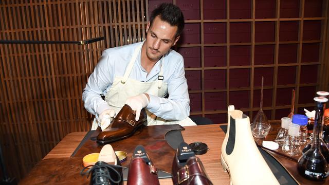 Zwitserse schoenenfabrikant Bally in Chinese handen