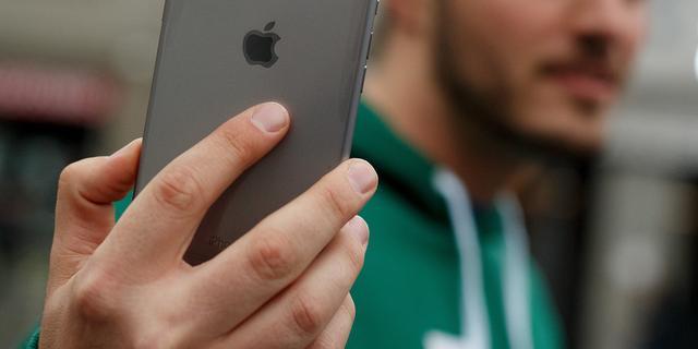 Apple blijft minder iPhones produceren