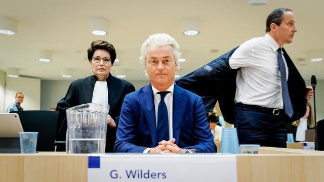 Rechtszaak Wilders in 'minder Marokkanen'-zaak in november verder