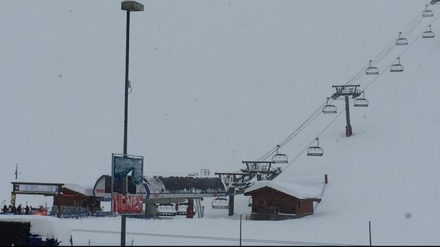 Geen slachtoffers na lawine in Frans skigebied Tignes