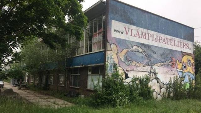 Ateliers aan Vlampijpstraat niet gesloopt maar gerenoveerd