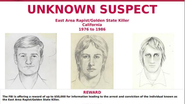 Beruchte seriemoordenaar 'Golden State Killer' mogelijk opgepakt in VS