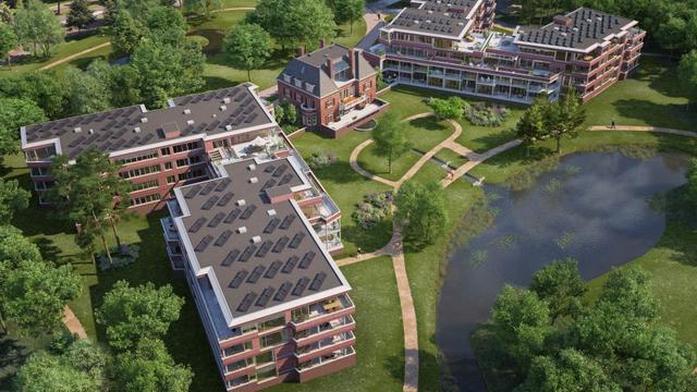 Bouw project Nieuweroord in Bos van Bosman gaat in juni van start