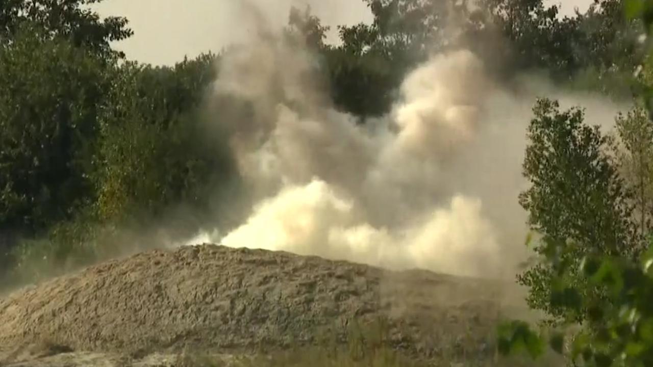 Bommen uit Tweede Wereldoorlog opgeblazen