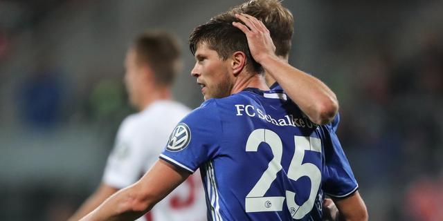 Nieuwe basisplaats gloort voor Huntelaar bij Schalke