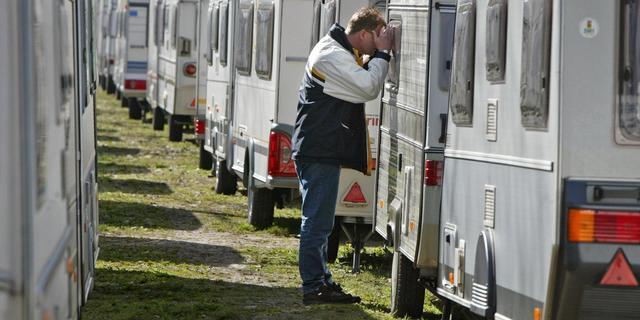 Camperverkoop in Nederland naar recordniveau, caravans ook meer in trek