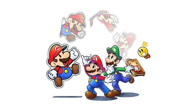 Eerste indruk: Mario & Luigi: Paper Jam sterke volgende stap