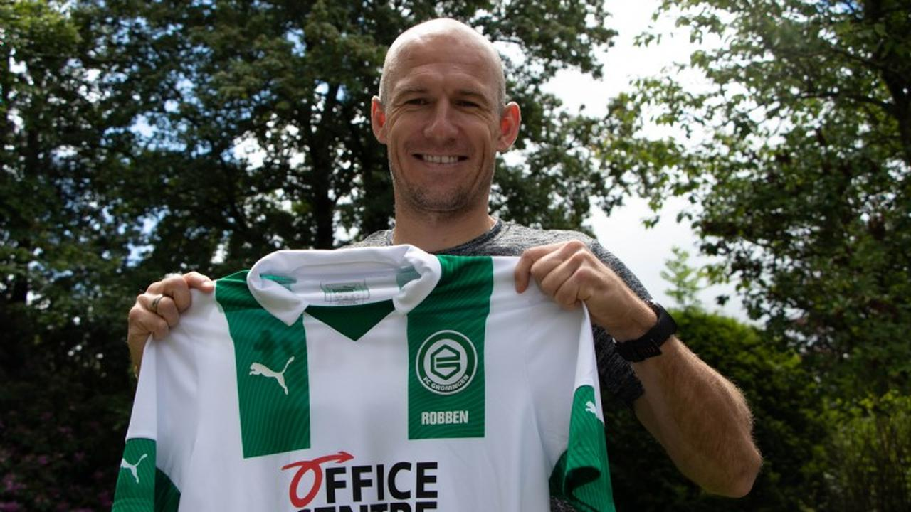 Robben About Comeback I Mainly Listened To The Fans Of Fc Groningen Teller Report