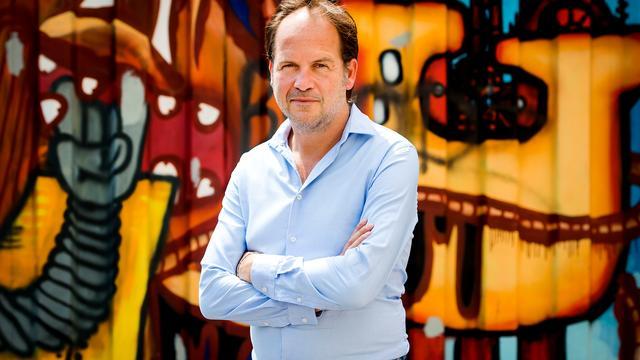 Michel van Egmond: 'Ik ben een voyeur, maar geen freak'