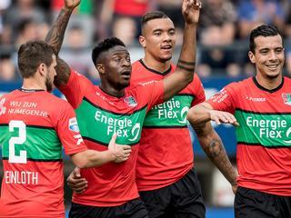 Ook NAC Breda en MVV Maastricht naar beslissende ronde