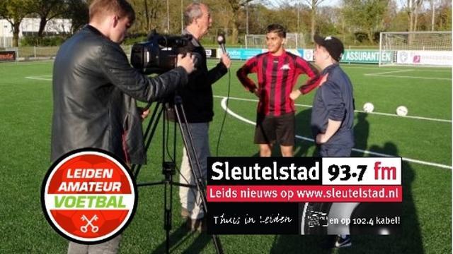 Leidenamateurvoetbal en Sleutelstad starten met nieuw voetbalprogramma