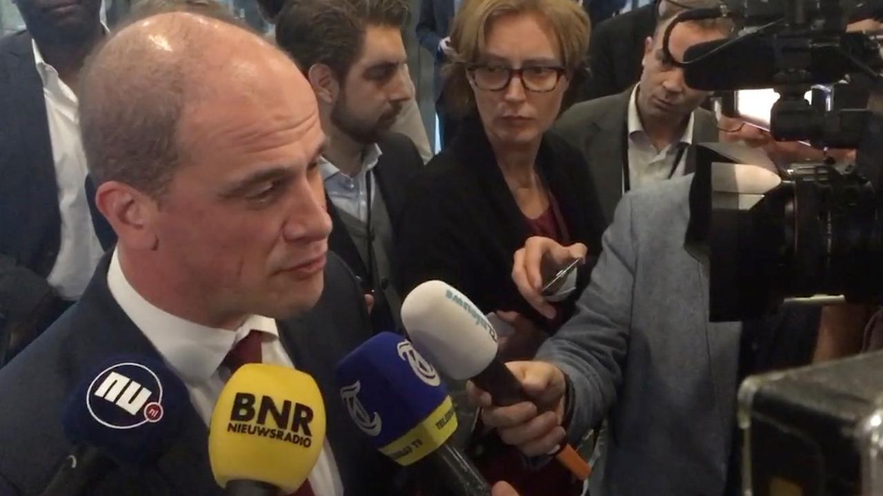 Samsom neemt afscheid: 'Volksvertegenwoordiger zijn was voorrecht'