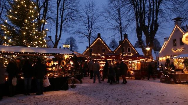 Zes kerstmarkten om te bezoeken, beleef de Dickens-sferen