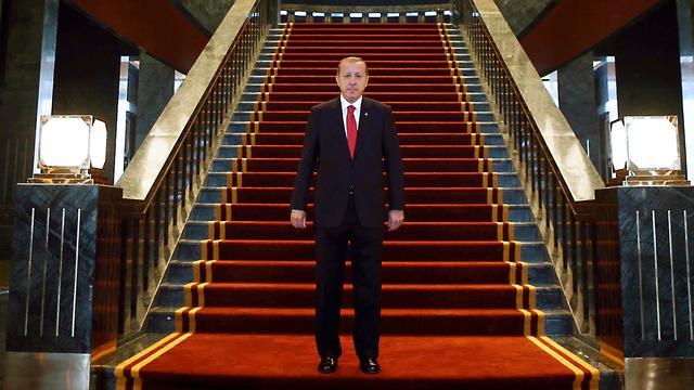 President Erdogan ontkent bestaan gouden wc-brillen