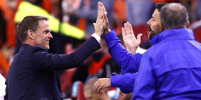 Stel je favoriete Oranje-opstelling samen tegen Oostenrijk