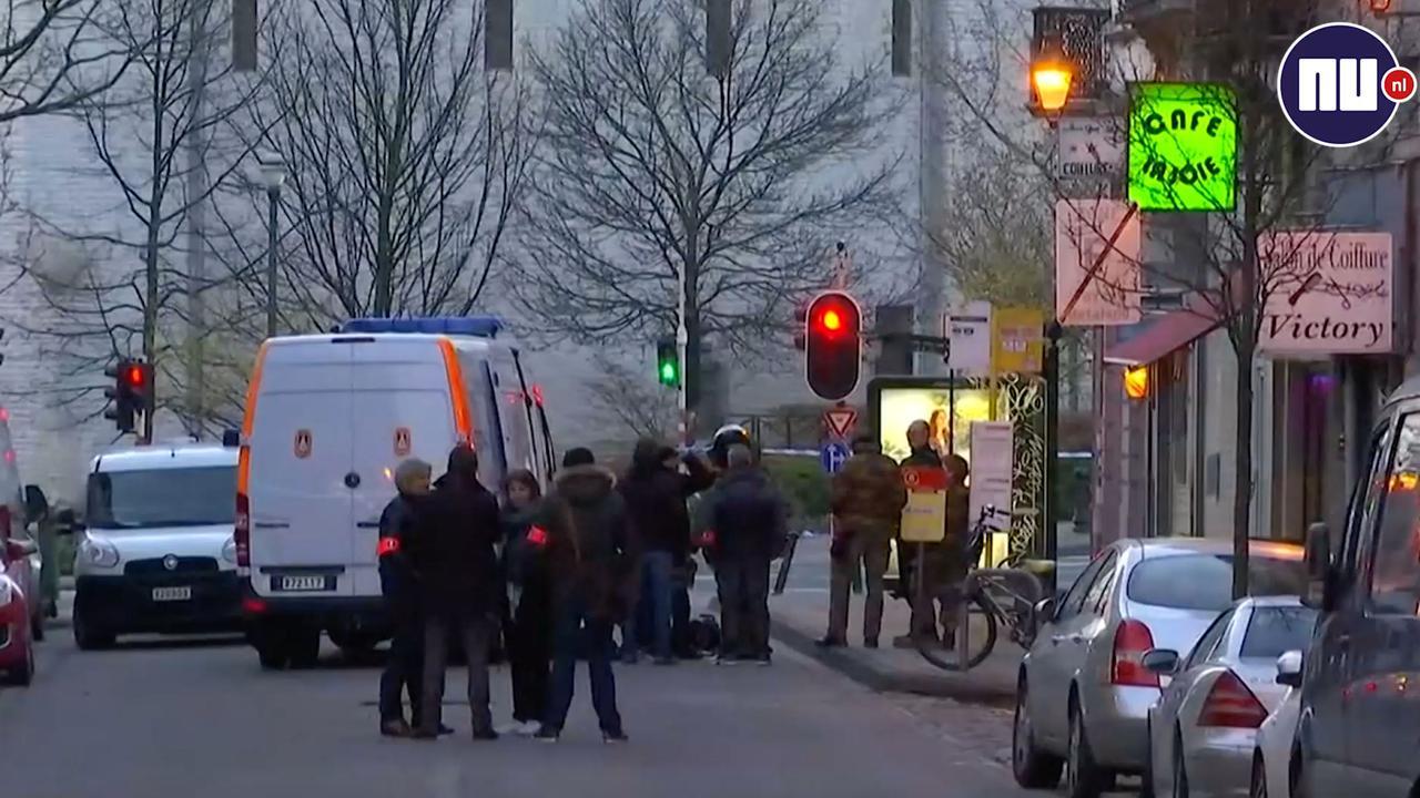 Chauffeur van voertuig met gasflessen aangehouden in Brussel