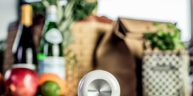 Albert Heijn test slimme koelkastmagneet die boodschappenlijst bijwerkt