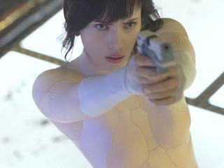 Amerikaanse actrice te zien in nieuwe film Ghost in the Shell