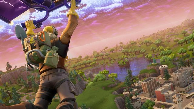 Sony investeert 250 miljoen dollar in Fortnite-maker Epic Games