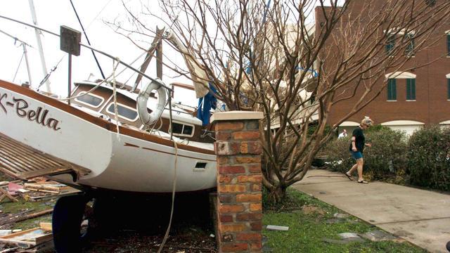 Komen extra zware orkanen vaker voor en valt daar iets tegen te doen?