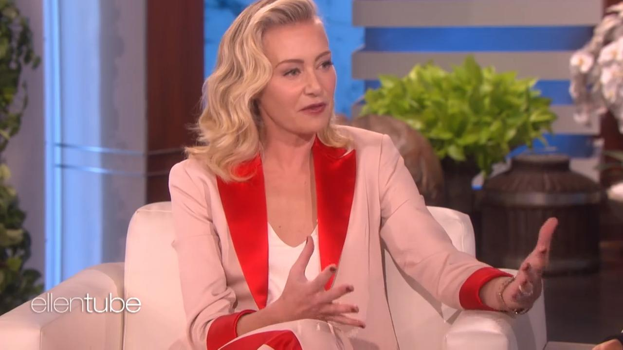 Portia de Rossi vertelt waarom ze stopt met acteren
