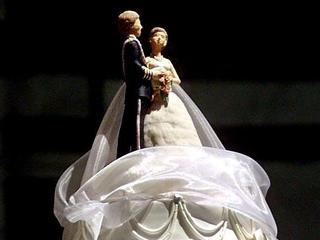 'Fantastisch om bruid te zijn'