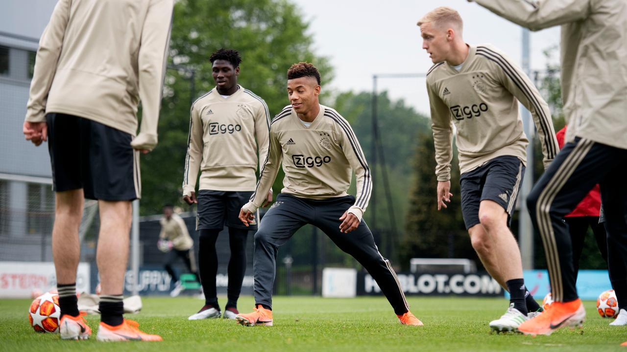 Vooruitblik CL: 'Alle reden om te denken dat Ajax de finale haalt'