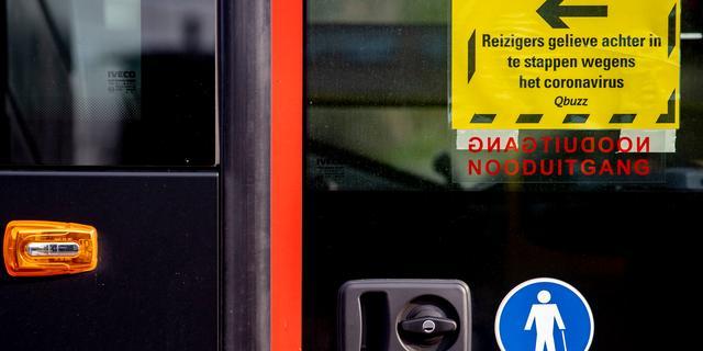 Stationsweg zaterdag weer open, bussen vertrekken weer vanaf eigen perron
