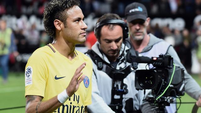 Neymar voelt zich 'meer levend dan ooit' na succesvol debuut voor PSG