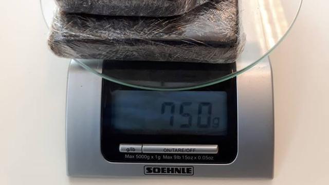 Jongen begraaft 750 gram hasj in Stadspark Osdorp en wordt aangehouden