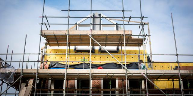 Nieuwbouwdoel van 75.000 woningen in 2020 waarschijnlijk net niet gehaald
