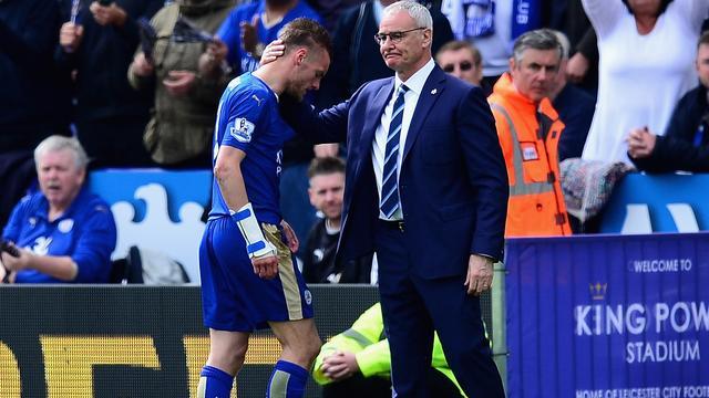 Ranieri trots na 'psychologisch belangrijk' gelijkspel koploper Leicester