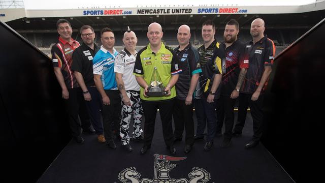 Uitslagen en eindstand Premier League Darts