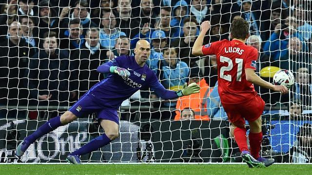Fikse spierblessure voor Lucas na missen penalty