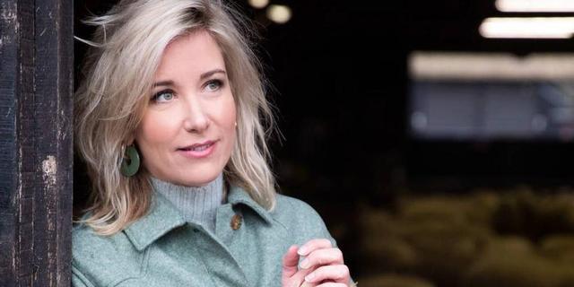 Carrie ten Napel: 'Ik heb me nooit opzij laten duwen'