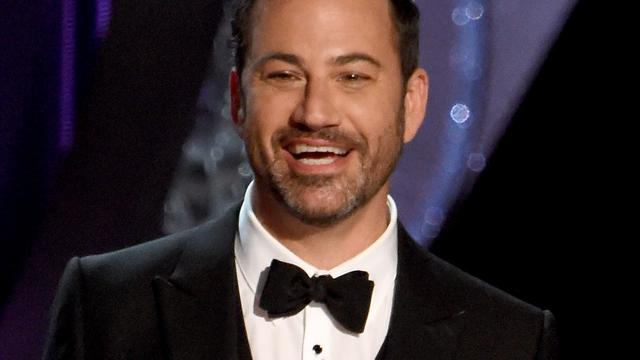 Jimmy Kimmel maakt excuses op Twitter na grappen over First Lady