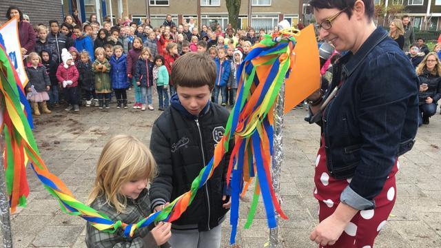 Junis opent peutergroep Poespas in Montessorischool