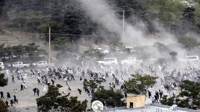 Tientallen doden door aanslagen bij begrafenis in Afghanistan