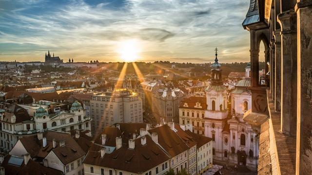 'Praag goedkoopste Europese bestemming voor drinken van alcohol'