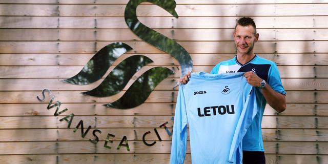 Transfervrije doelman Mulder vervolgt loopbaan bij Swansea City