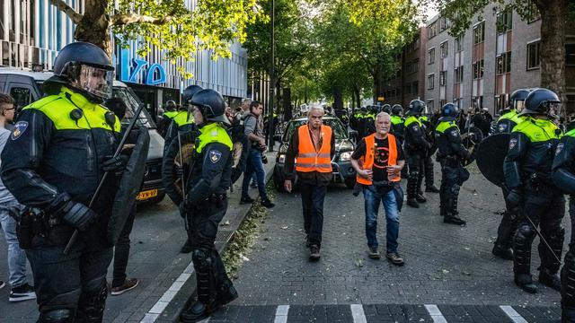 Stichting Vrienden van Pegida doet aangifte tegen burgemeester Jorritsma
