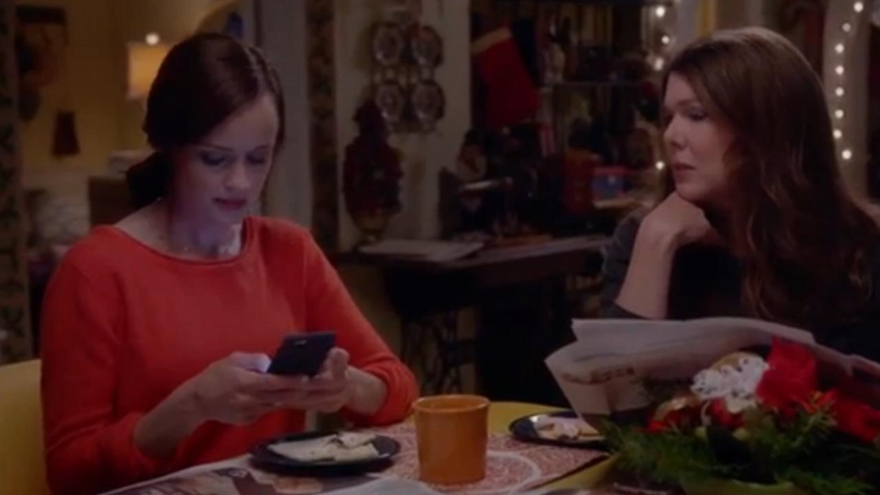 Trailer van nieuw seizoen Gilmore Girls: A Year in the Life