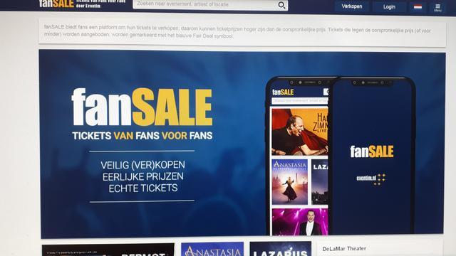 Ticketverkoper Eventim start platform als alternatief voor TicketSwap