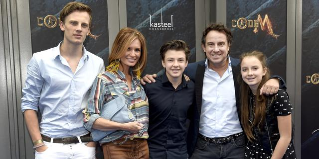 Zoon van Marco Borsato gelooft dat zijn vader nooit meer vreemdgaat